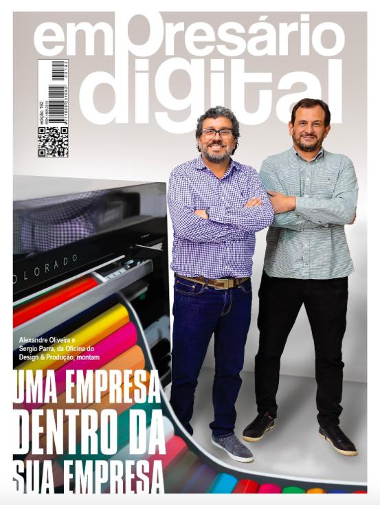 Revista Empresário Digital - Edição 192