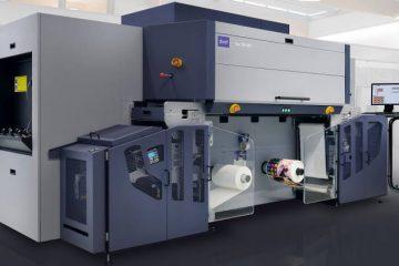 Durst e Printronics combinam expertise para a Labelexpo India