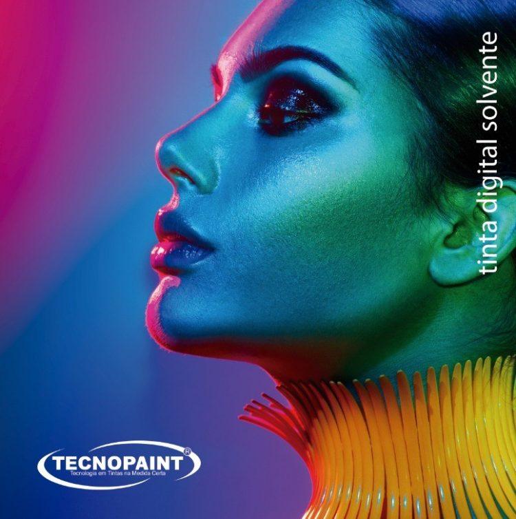 A tinta digital solúvel da TecnoPaint para o seu negócio