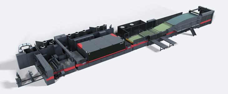 Como maximizar sua capacidade de impressão com a EFI NozomiC18000